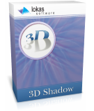 Photoshop plugins: 3D Shadow
