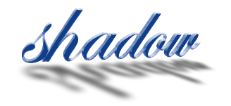 3D Shadow 3dshadow_ex3