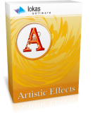 Photoshop plugins: Artistic Effects