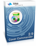 Virtual 3D cover creator: Cover Commander